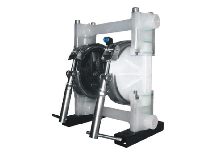 Polypropylene Pneumatic Diaphragm Pumps  for diesel exhaust fluid transfer and dispense 7gpm