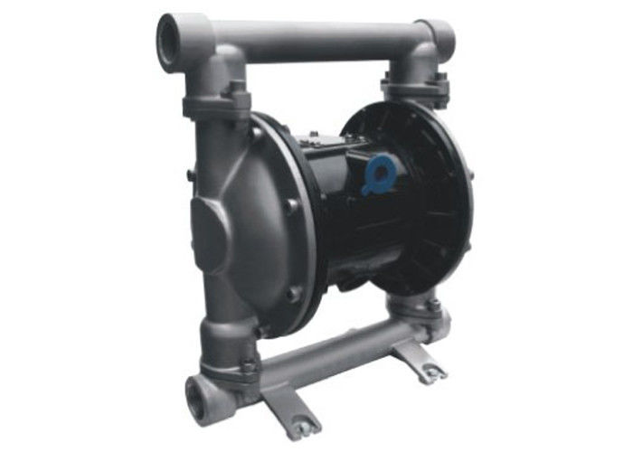 Stainless steel Pneumatic Diaphragm Pumps air-operated for oil & gas transfer
