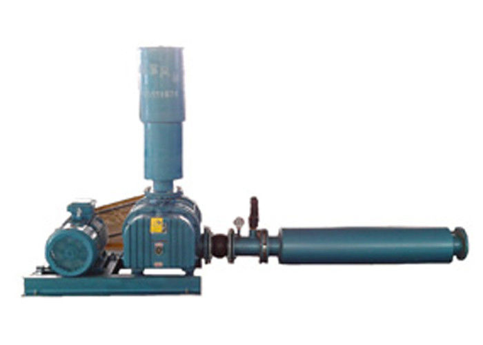 450mm 78.4Kpa Roots Air Blower With Silencer For Oxygen Supply To Aquaculture